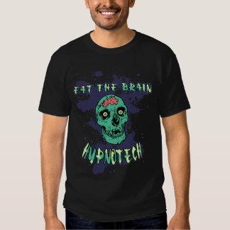 Buckobecks Hypnotech / Eat the Brain T Shirts
