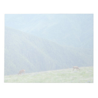 Bucks by the Mountains Notepad