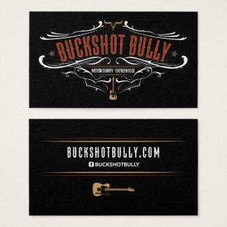 Buckshot Bully Business Card