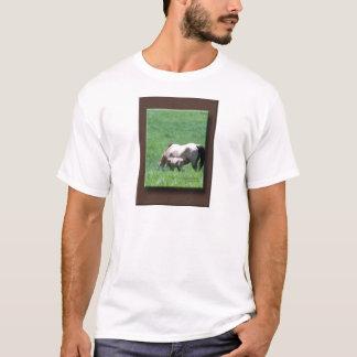 Buckskin Mare and Foal T-Shirt