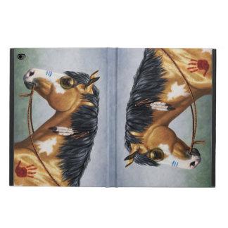Buckskin Pinto Native American War Horse Powis iPad Air 2 Case