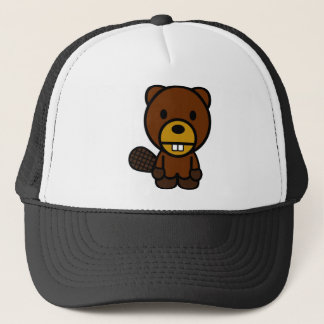Bucky Beaver Trucker Hat