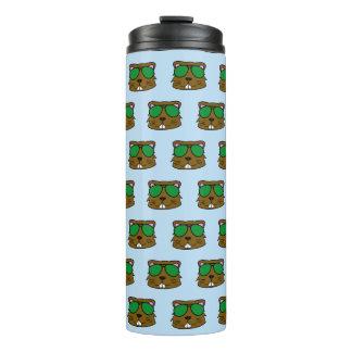 Bucky Doodle Beaver Thermal Tumbler