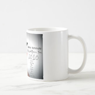 Bucky Shumutz Tour Merchandise Coffee Mug