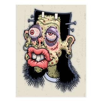 Bud of Frankenstein Postcard