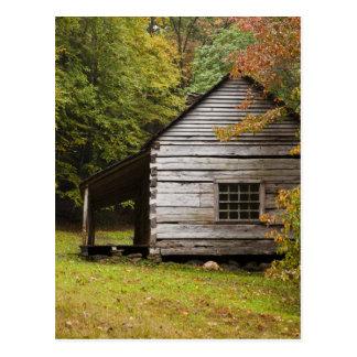 Bud Ogle House, Great Smoky Mountains National Postcard