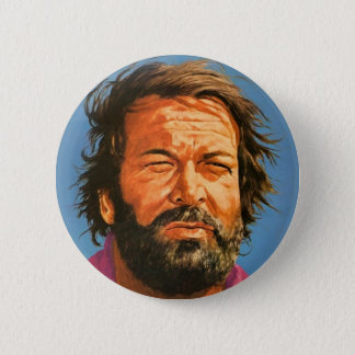 bud spencer I 2 Inch Round Button