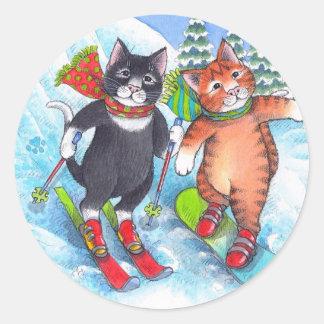 Bud & Tony #67 Christmas Sticker