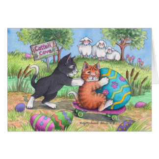 Bud & Tony #79 Easter Notecard