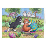 Bud & Tony #79 Easter Notecard Note Card