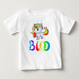 Bud Unicorn Baby T-Shirt
