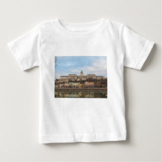 Buda Castle Hungary Budapest at day Baby T-Shirt