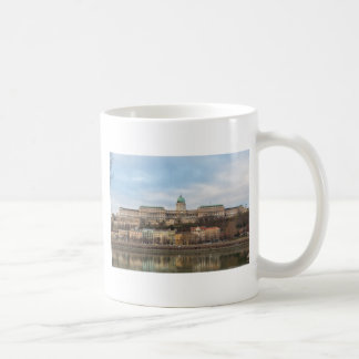 Buda Castle Hungary Budapest at day Coffee Mug