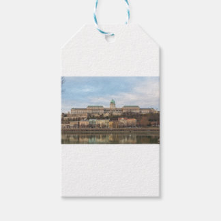 Buda Castle Hungary Budapest at day Gift Tags