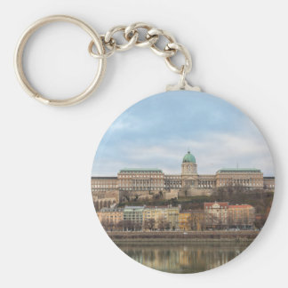 Buda Castle Hungary Budapest at day Keychain
