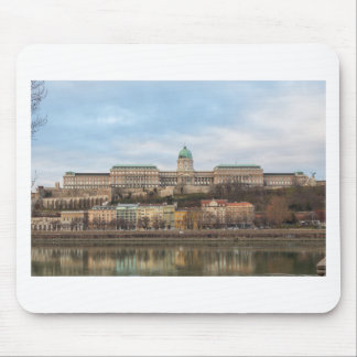 Buda Castle Hungary Budapest at day Mouse Pad