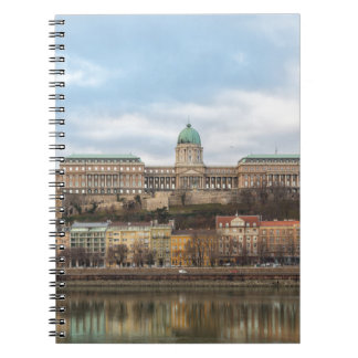 Buda Castle Hungary Budapest at day Notebooks