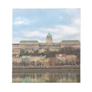 Buda Castle Hungary Budapest at day Notepad