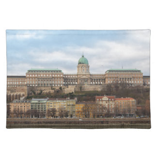 Buda Castle Hungary Budapest at day Place Mats