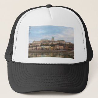 Buda Castle Hungary Budapest at day Trucker Hat