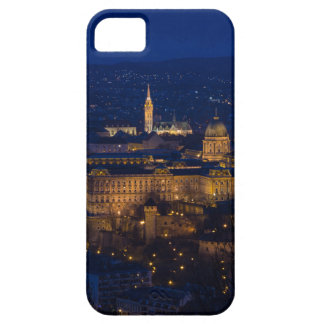 Buda Castle Hungary Budapest at night iPhone 5 Cover