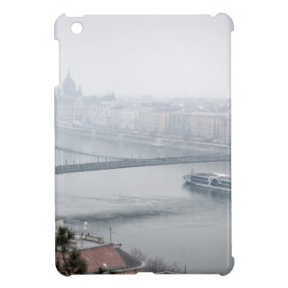 Budapest bridge over danube river picture iPad mini case