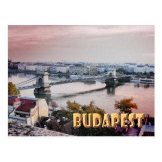 Budapest Carte Postale