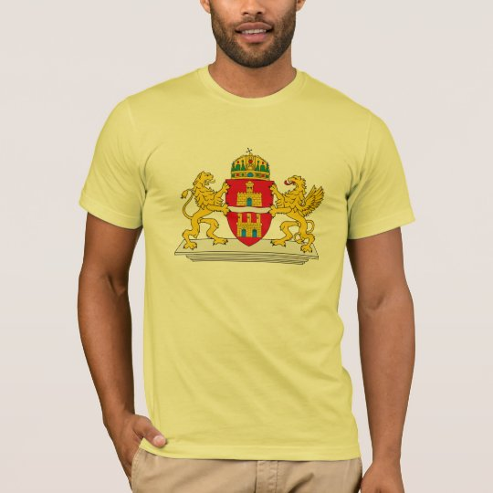 Budapest Coat of Arms T-shirt
