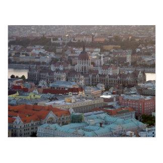 Budapest du centre carte postale