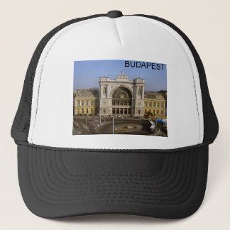 Budapest_East_Station [kan.k] Trucker Hat