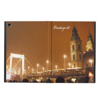Budapest Elizabeth Bridge Photo Print iPad Air iPad Air Covers