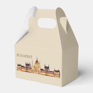Budapest Favor Box