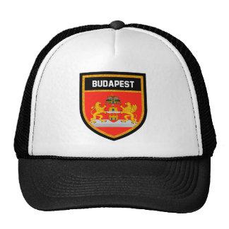 Budapest Flag Trucker Hat