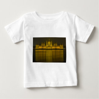 Budapest hungarian parliament building baby T-Shirt
