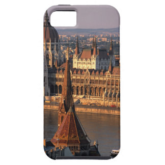 Budapest, Hungary, Danube River, Parliament iPhone 5 Cases