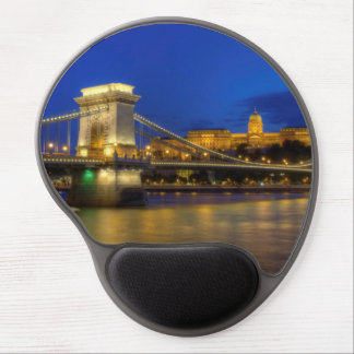 Budapest, Hungary Gel Mouse Pad