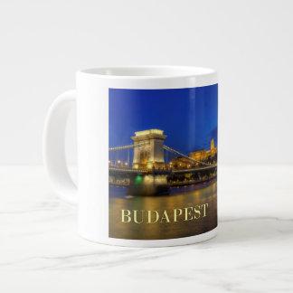 Budapest, Hungary Giant Coffee Mug