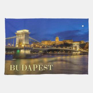 Budapest, Hungary Hand Towel