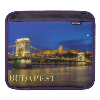 Budapest, Hungary iPad Sleeve