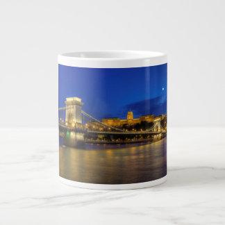 Budapest, Hungary Large Coffee Mug
