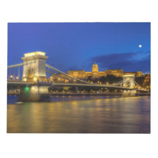 Budapest, Hungary Notepad
