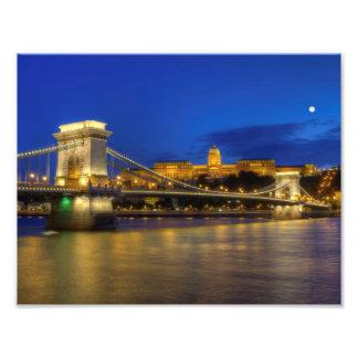 Budapest, Hungary Photo Print