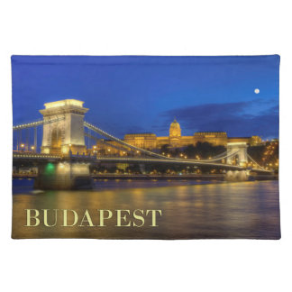 Budapest, Hungary Placemat