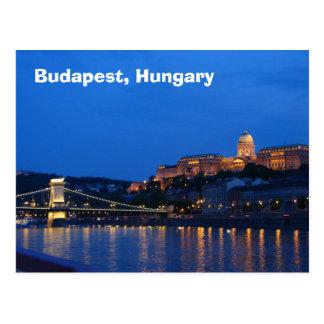 Budapest, Hungary Postcard