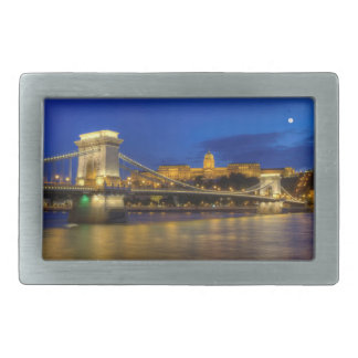Budapest, Hungary Rectangular Belt Buckles