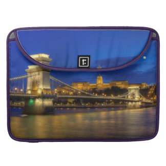 Budapest, Hungary Sleeve For MacBook Pro
