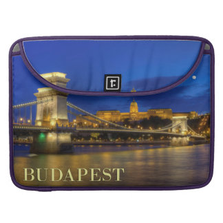 Budapest, Hungary Sleeve For MacBooks