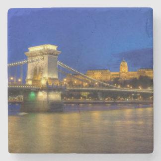 Budapest, Hungary Stone Coaster