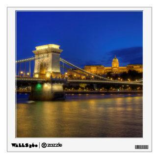 Budapest, Hungary Wall Sticker