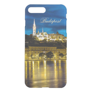 Budapest iPhone7 Plus Clear Case